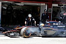 A difficult afternoon for McLaren-Honda on the Spanish GP