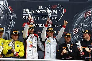 Blancpain Sprint Crónica de Carrera Emotiva victoria de Laurens Vanthoor y Robin Frijns