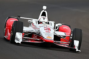IndyCar Practice report Team Penske breaches 227mph mark during Indy 500 practice
