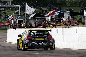 BTCC Interview Win shows how far I have come, says Morgan