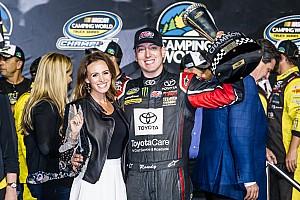 NASCAR Cup Noticias de última hora Kyle Busch podrá clasificar a la Caza este año
