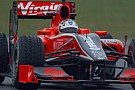 F1: primi chilometri a Silverstone per la Virgin