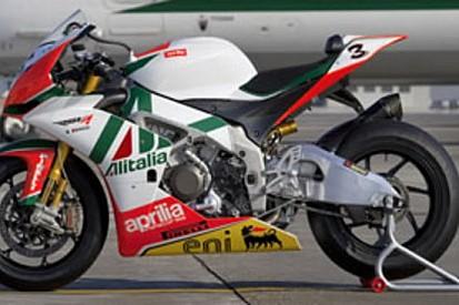 Aprilia RSV4 Superbike 2010