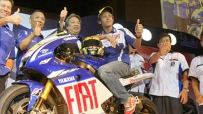 """Rossi e Lorenzo """"Semakin di Depan"""" in Indonesia"""