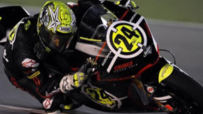 Moto2 2010, Qatar, Qualifiche: Elias più forte del dolore