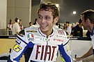 Rossi pensa positivo per la sua spalla