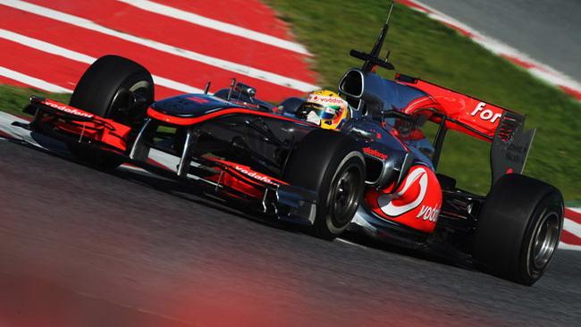 Barcellona: 1-2 McLaren nella prima sessione di libere