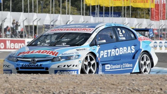 La Honda torna nel mondiale turismo 2011