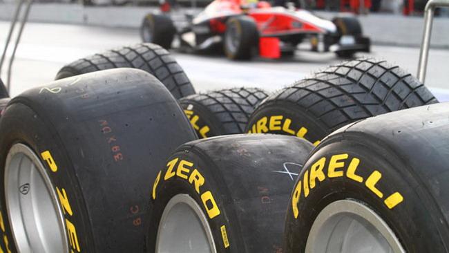La Pirelli fornirà le gomme nel 2011