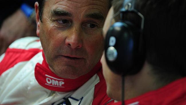 Mansell sta bene: il figlio è tranquillo