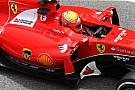 В Ferrari тестировали новую аэродинамику