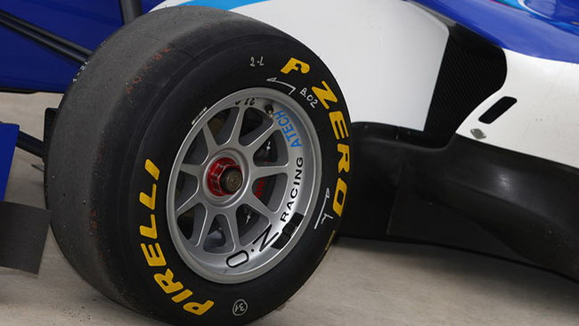 Pirelli: test collettivi, non usa la Toyota Tf110