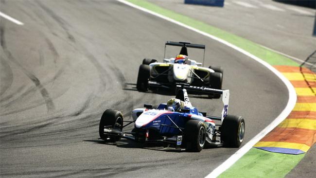 Nico Muller dalla partenza all'arrivo