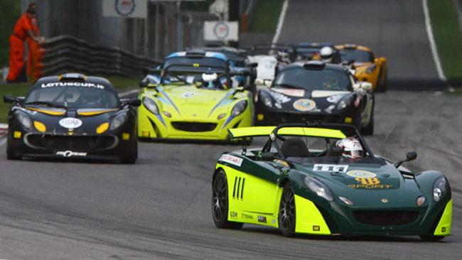 Lotus Cup Italia: debutto vincente per Capello e Piatesi