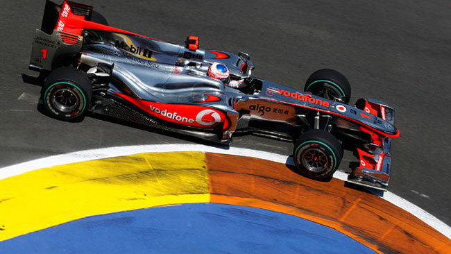 La McLaren prenota Silverstone