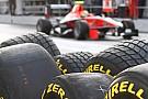 A Silverstone debuttano le gomme dure