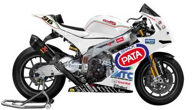 Il team Pata lascia la Ducati per l'Aprilia!