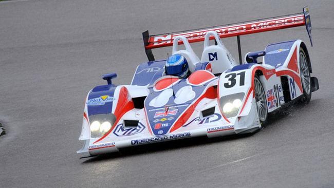 In classe LMP2 arriva il Reynolds Longworth Racing