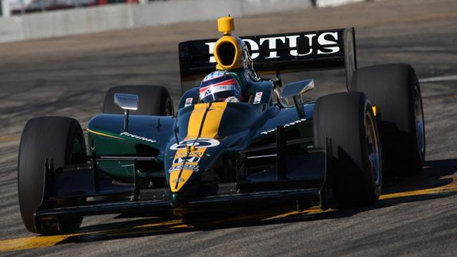 La Lotus svilupperà la sua aerodinamica nel 2012