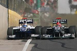 Formula 1 Ultime notizie Schumi chiede scusa a Barrichello