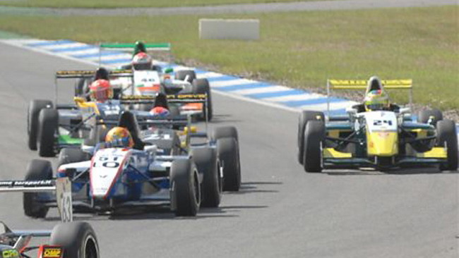 F2000 Light: Turchetto fa doppietta in Francia