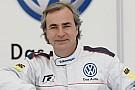 Sainz all'ADAC Rally con la Volkswagen Scirocco R!
