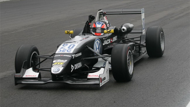 Kevin Magnussen torna alla vittoria al Lausitzring
