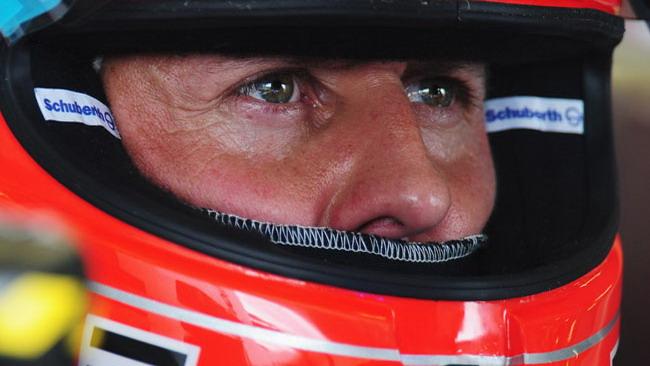 Schumacher scommette sull'anno prossimo