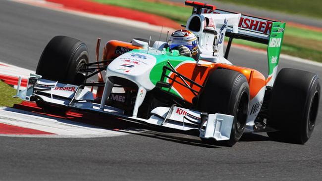 Force India condannata nella causa Aerolab