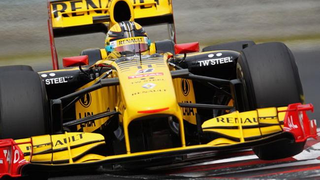 L'F-duct Renault vale sette decimi a Spa