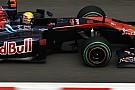 La Toro Rosso prova l'F-duct a Vairano