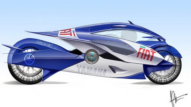 Ecco un prototipo da corsa per il 2030!