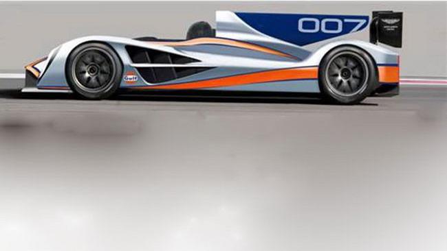 Il team Jota avrà la nuova Aston Martin LMP1