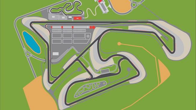 La Trident Racing presenta il circuito di Navarra