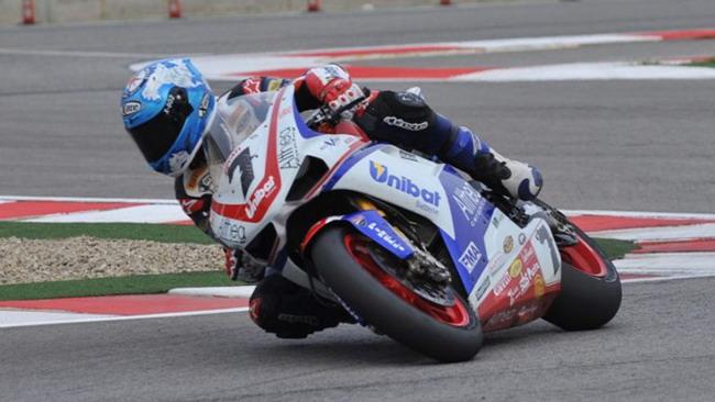 Haslam sbaglia: tripletta Ducati in gara 1!