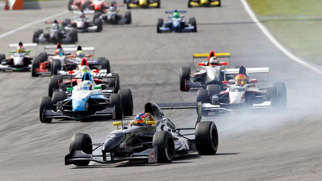 Nel 2011 nasce la Formula Renault 2.0 Alps