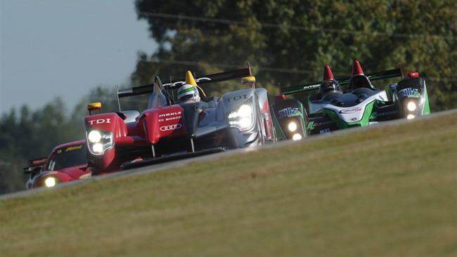 Petit Le Mans: dopo 5 ore c'è sempre in testa l'Audi
