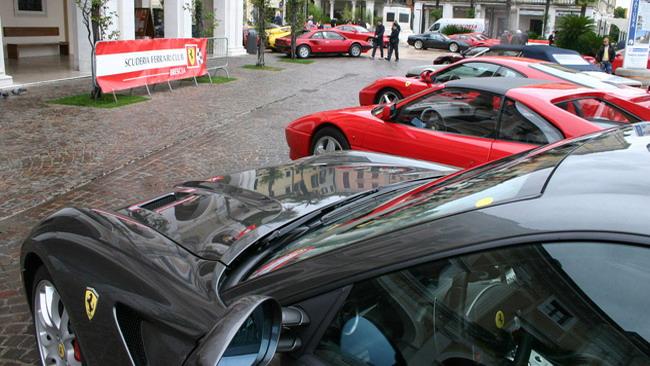Le Ferrari tornano sul Circuito del Garda