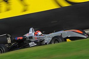 F3 Ultime notizie Prima vittoria per Kevin Ceccon