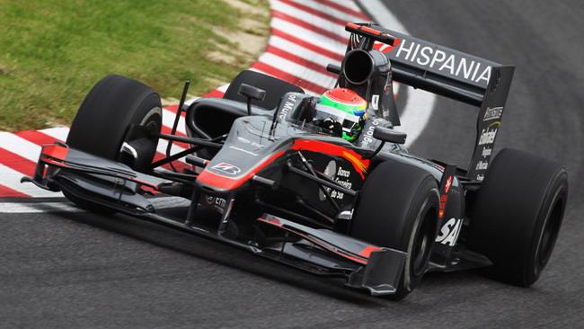 La Williams fornirà i cambi alla HRT
