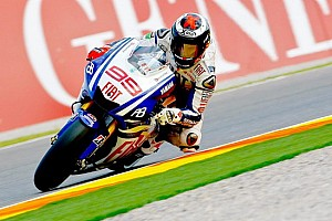 MotoGP Ultime notizie Valencia, libere 2: Lorenzo risponde a Stoner