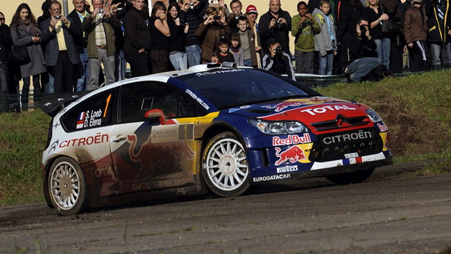 Galles, PS7: Latvala fora, Loeb leader a fine tappa