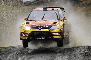 WRC Ultime notizie Galles, PS8: Ogier ko, Solberg passa al comando