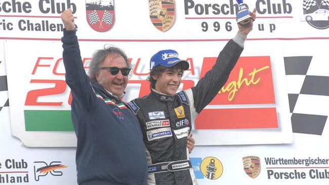 F.2000 Light: gara 2 a Spiga, ma il Trofeo va a Piva