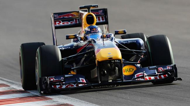 Abu Dhabi, day 1: Ricciardo sfiora il tempo della pole