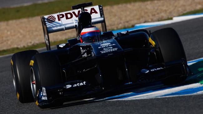 Jerez, Day 4: Barrichello e la Williams al top