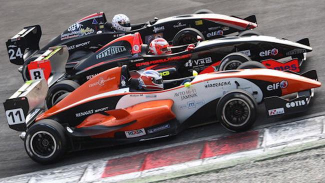 Cinque squadre in pista a Monza