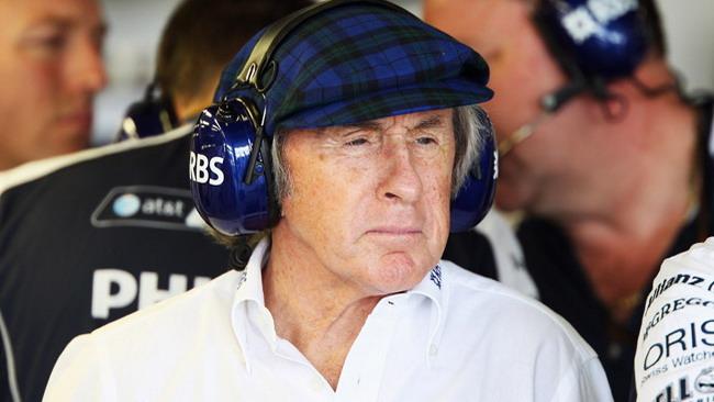 Jackie Stewart vittima di un malore in aereo