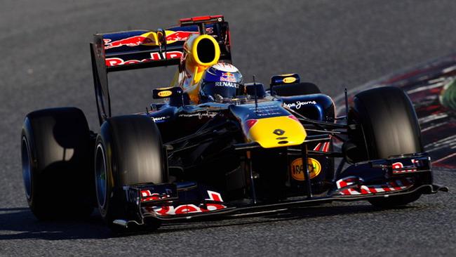 Barcellona, Day 2: Vettel e la Red Bull fanno il vuoto