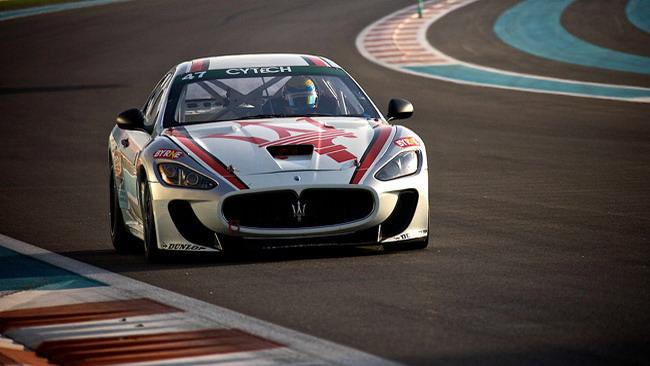 Maserati protagonista anche nel GT degli Emirati Arabi